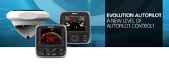 Raymarine EV-200 Hydraulic Pack Autopilot-0