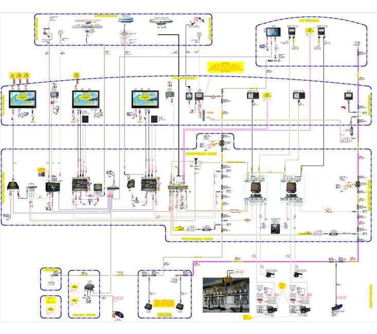 Nav CAD Drawing