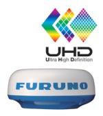 Furuno NavNet 3D Ultra High Definition (UHD™) Digital Radar DRS4D-0