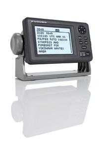 "Furuno NX300 Paperless Navtex Receiver w/ 8 line, 4.5"" LCD Display NX300-0"