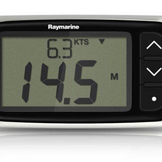 Raymarine i40 BiData System (Display & Through-Hull Transducer)-0
