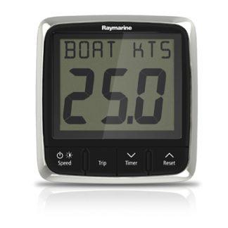 Raymarine i50 Speed System (Display & Through-Hull Transducer)-0