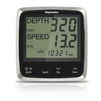 Raymarine i50 Tridata System (Display & Through-Hull Transducer)-0