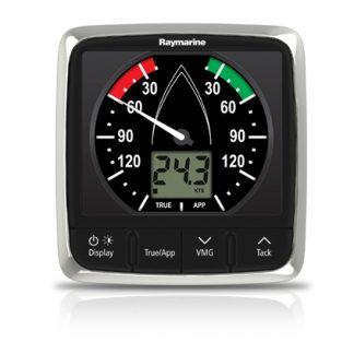 Raymarine i60 Wind Analog System (Display & Masthead)-0