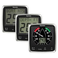 Raymarine i50/i60 Wind, Speed, & Depth System Pack-0