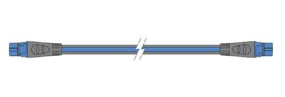 "Raymarine NMEA 2000/SeaTalk Backbone Cable 15.7"" (400mm)-0"