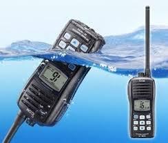 Icom M36 VHF Marine Transceiver-0