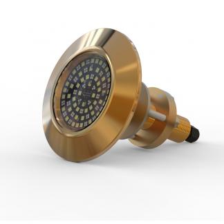 Lumishore TXH1602-CCP Single Light Flush Fit Thru-Hull-0