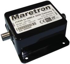 Maretron J2K100 J1939 to NMEA 2000 Gateway-0