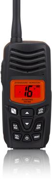 Standard Horizon HX100 Floating Twin Pack VHF Radios-0