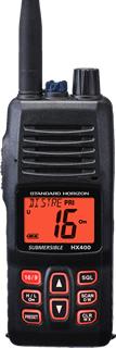 Standard Horizon HX400IS Handheld VHF Transceiver-0