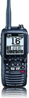 Standard Horizon HX870 Floating Handheld VHF/GPS-0
