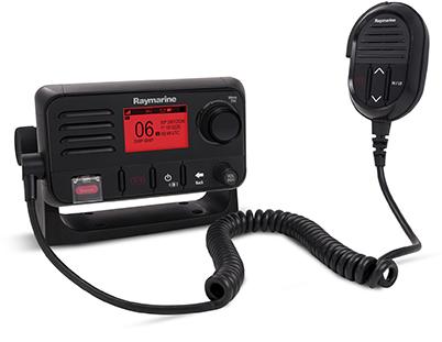 Raymarine Ray52 Compact VHF Radio with GPS-0