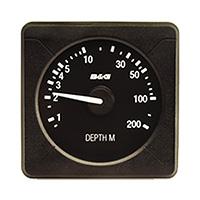B & G Analog Depth 200 meters-0