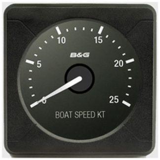 B & G H5000 Analog Boat Speed 25 Knots-0