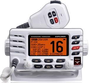 Standard Horizon GX1600 Explorer Fixed Mount VHF-0