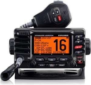 Standard Horizon GX1700 Explorer GPS Fixed Mount VHF-0