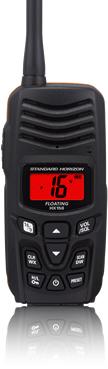 Standard Horizon HX150 Floating Handheld VHF-0